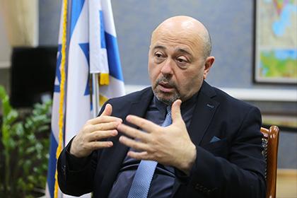 Посла Израиля вызвали в российский МИД из-за авиаударов в районе Пальмиры