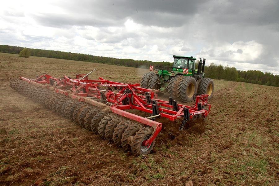 На заседании в Министерстве сельского хозяйства обсудили подготовку к сезонным полевым работам