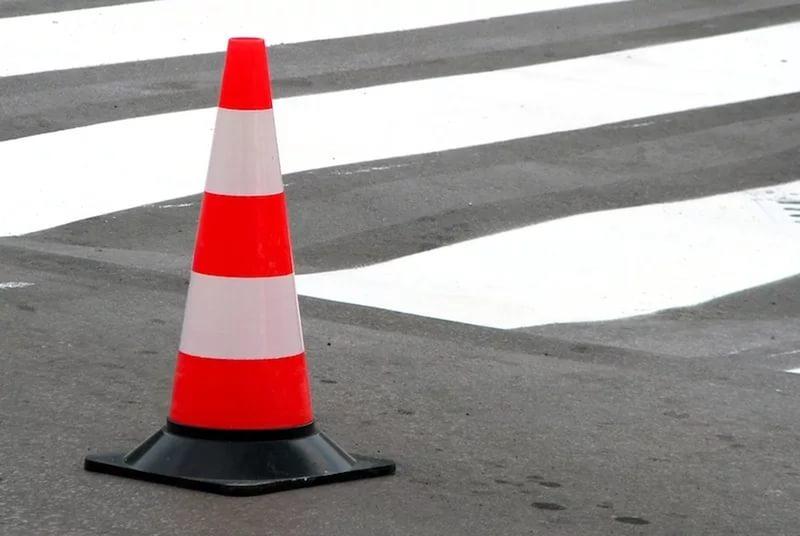 В Смоленске пешеход попал под колеса Volkswagen Touareg