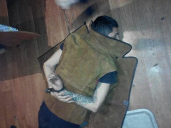 Смоленские полицейские задержали подозреваемого в убийстве и разбоях жителя Калужской области