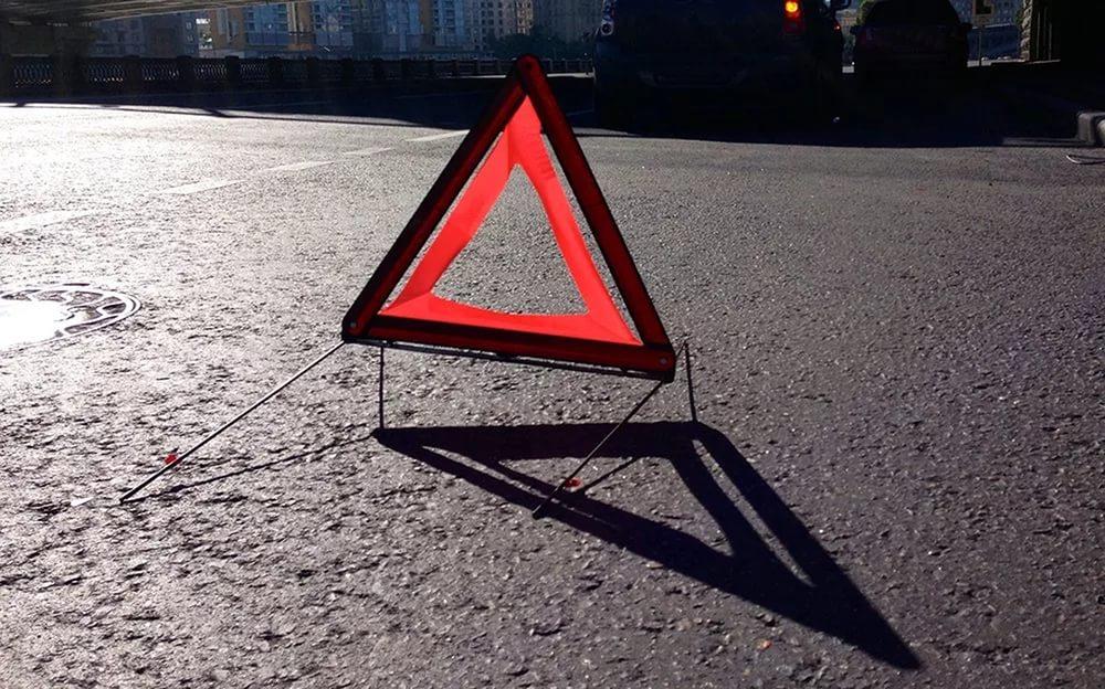 В Смоленском районе тройное ДТП. Пострадал человек