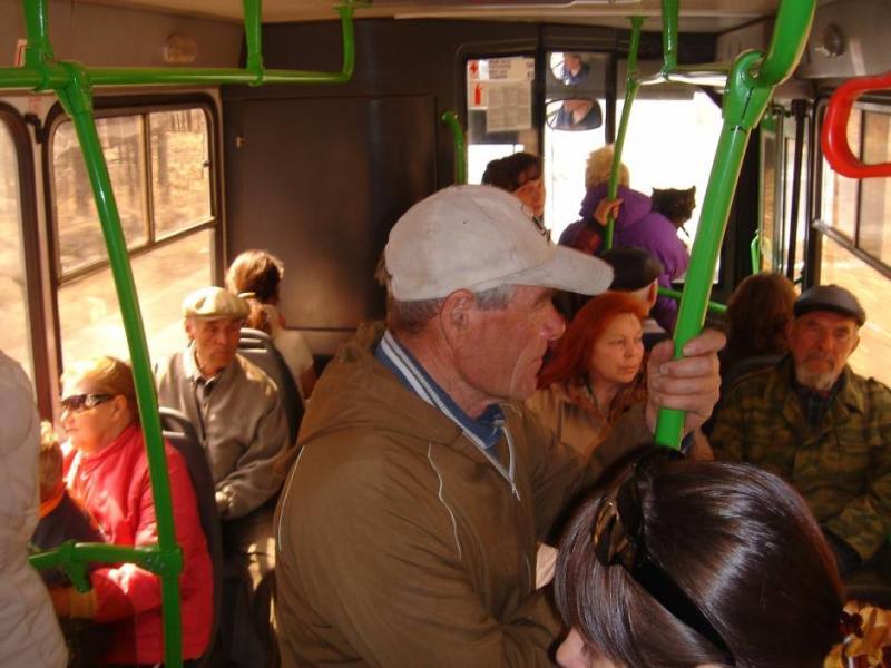 С 15 апреля в Смоленске начнут ходить два «дачных» маршрута