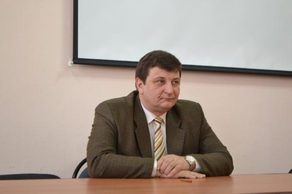 Игорь Ляхов провёл встречу со студентами Смоленской сельхозакадемии