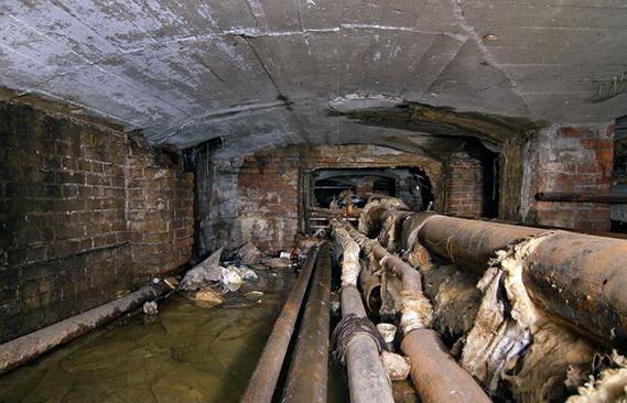 В Смоленске в подвале дома обнаружен труп мужчины