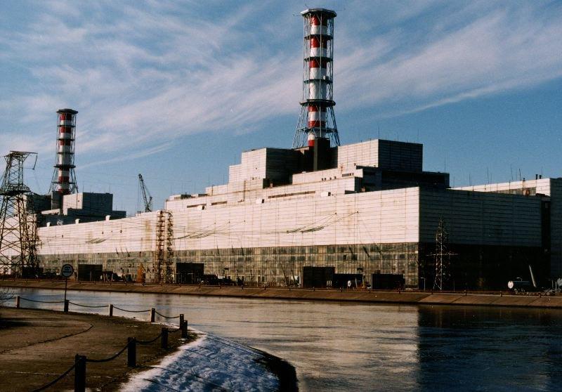 На Смоленской АЭС энергоблок остановили на ремонт