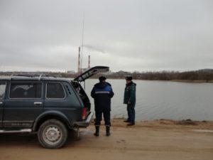 В связи с подготовкой к навигации в Смоленской области ведется патрулирование на водных объектах