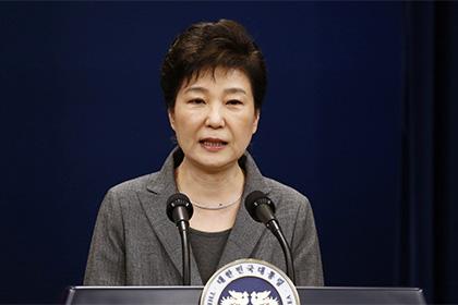 Прокуратура Южной Кореи потребовала арестовать Пак Кын Хе