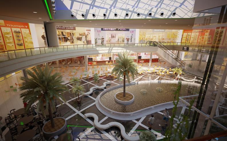 В райцентре Смоленской области построят торгово-развлекательный центр