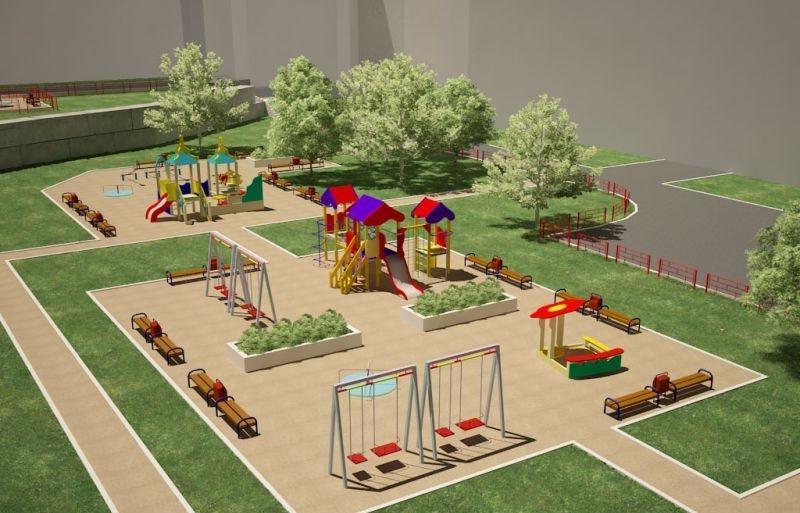 Чиновники представят смолянам программу благоустройства дворов, парков и скверов
