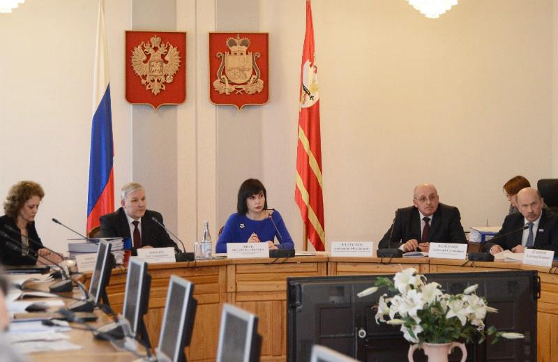 В администрации Смоленской области обсудили проблемы инвалидов