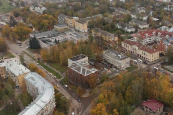 Сквер на Маршала Жукова назвали в честь священномученика Серафима
