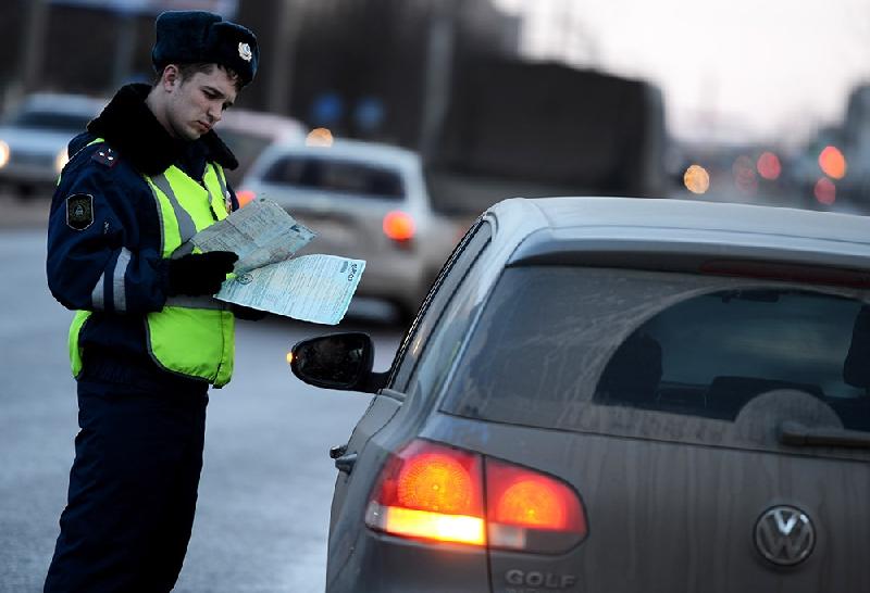 В Смоленской области проходят «сплошные» проверки водителей