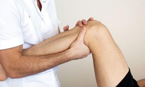 Типы действенного лечения коленных суставов