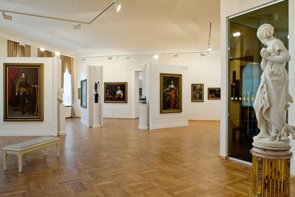 Смоленский музей-заповедник сообщил о графике работы в праздничные дни