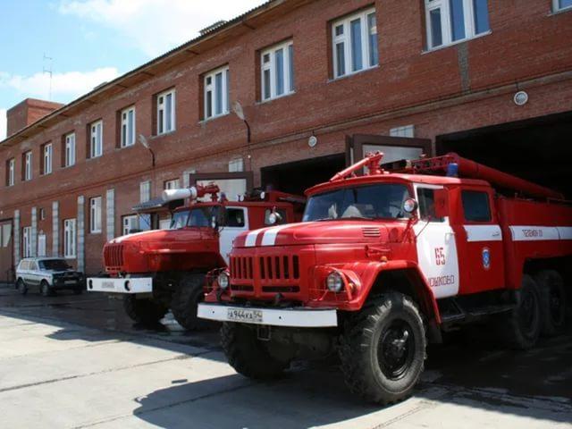 В Екимовичах Смоленской области планируют построить пожарное депо