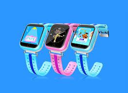 Как настроить умные детские часы q100.