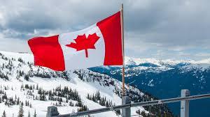 Канада — снежная королева.