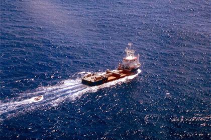 Пираты захватили индийское торговое судно у побережья Сомали
