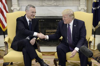 Генсек НАТО призвал привлекать Россию к политическому диалогу