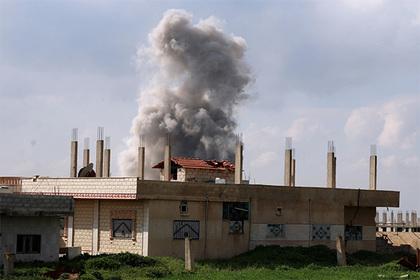 Коалиция США ответила на обвинения Сирии в ударе по складу с химоружием