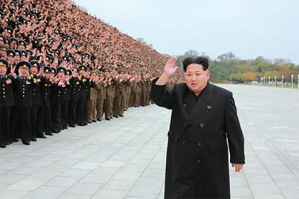 Ким Чен Ын заявил о солидарности с Асадом в противостоянии с США