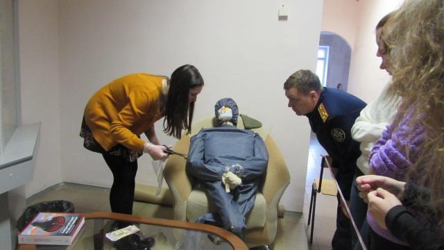 Смоленские школьники приняли участие в детективном квесте «Тайны следствия-3»