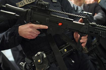 Французская полиция задержала подозреваемых в подготовке теракта