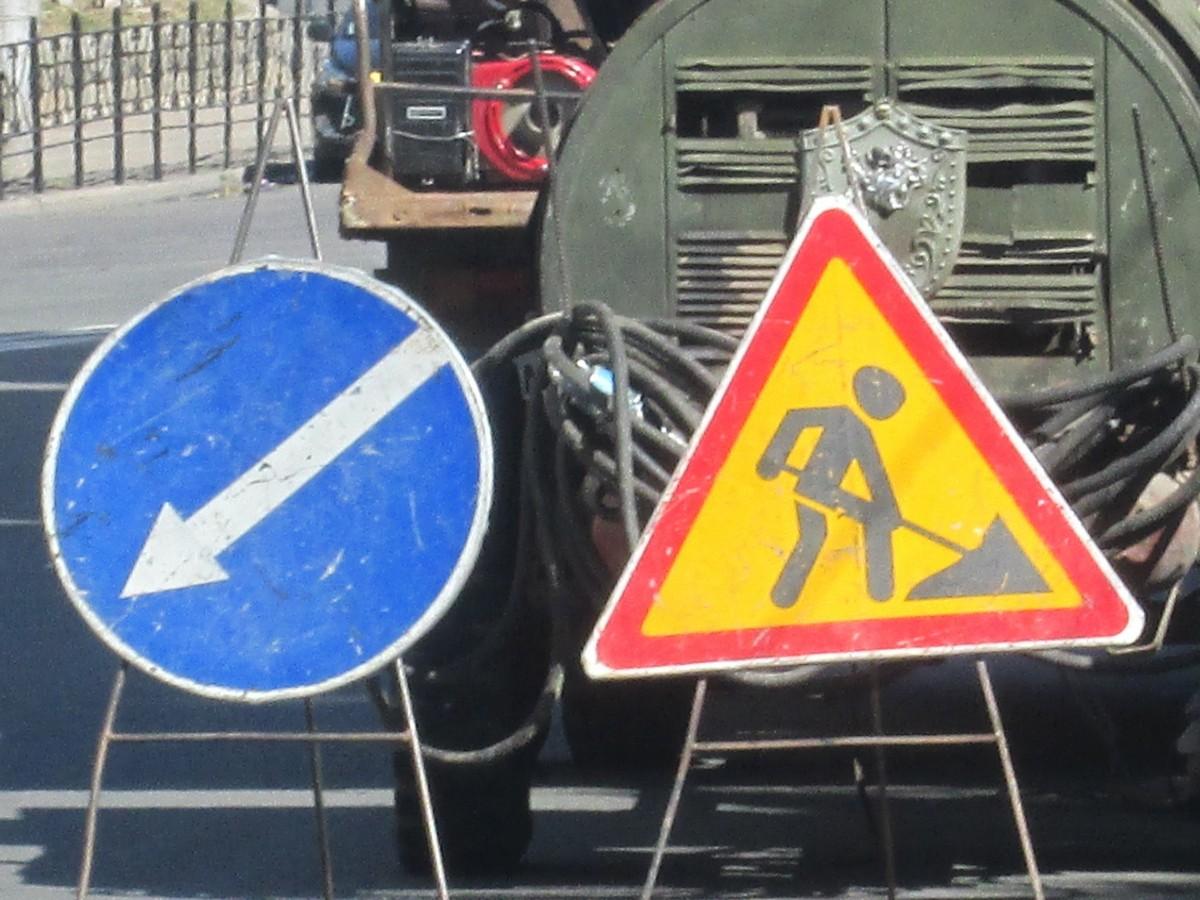 В Смоленске 18 апреля идёт аварийный ямочный ремонт на семи улицах
