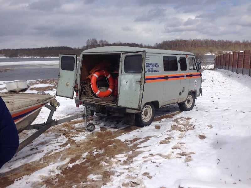 На Яузском водохранилище обнаружили утопленника