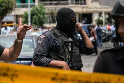 Возле христианского монастыря в Египте произошла стрельба