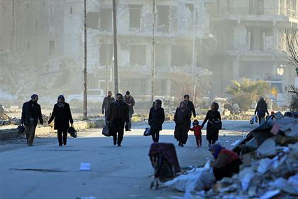 При взрыве бомбы в Алеппо погибли шесть человек