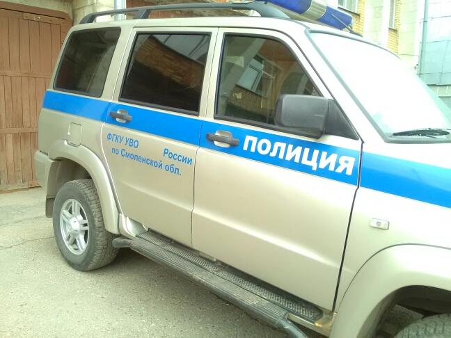 В Смоленске задержали подозреваемых в совершении кражи из магазина