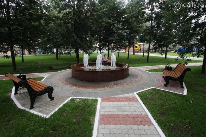 Райцентрам Смоленской области выделили деньги на обустройство городских парков
