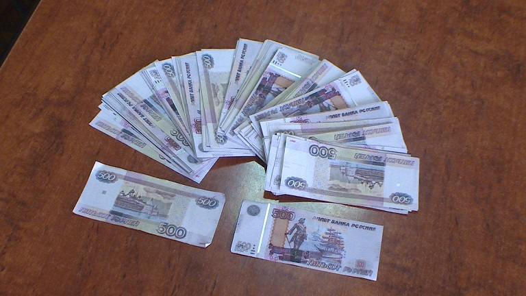 В Смоленской области сотрудники ГИБДД задержали москвича с фальшивками