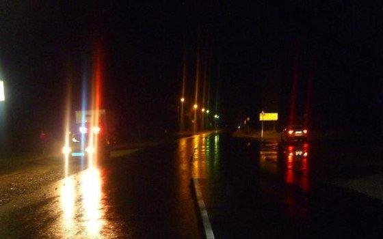 В Смоленском районе пешеход погиб под колесами грузовика