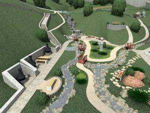 Жителей Починка приглашают обсудить дизайн-проект городского парка
