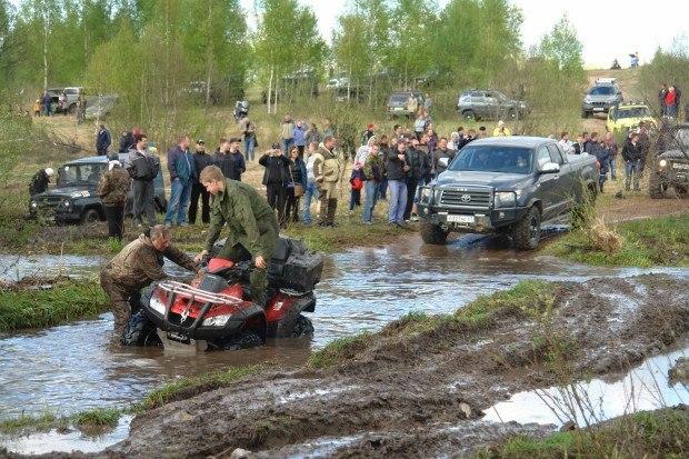 В Смоленской области пройдут гонки по бездорожью