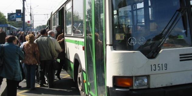 Новый автобусный маршрут в Смоленске будет ходить до 10 июля