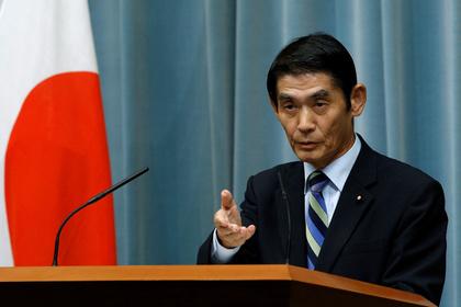 Премьер Японии уволил министра из-за пренебрежительного высказывания