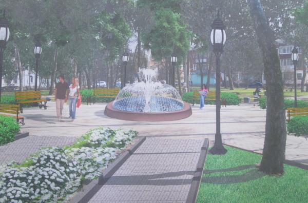 Сафоново: возле «Орла» отремонтируют сквер