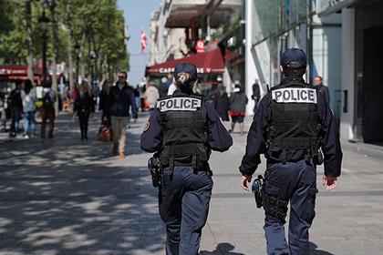 Французский полицейский случайно застрелил сослуживца