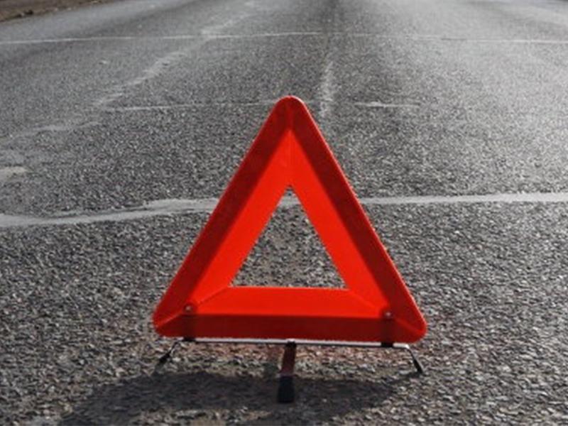 В Смоленской области водитель «Логана» врезался в отбойник