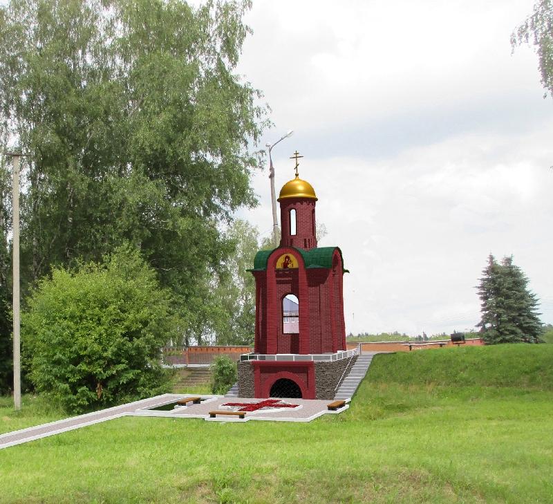 В Ярцевском районе появится часовня