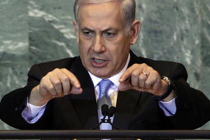 Израиль поддержал решение США о ракетном ударе по Сирии
