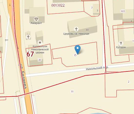 РПЦ получит участок в Смоленске для детской площадки