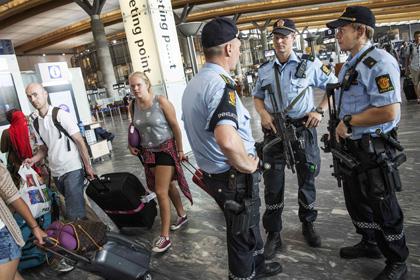 Норвежские власти повысили уровень террористической угрозы