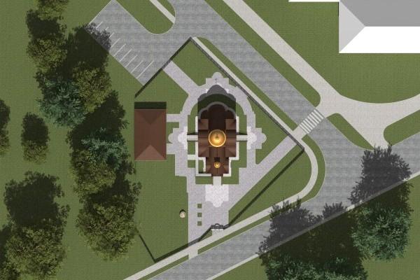 Смоленская епархия заключила договор на проектирование храма в Соловьиной роще