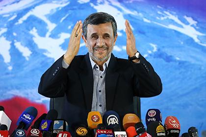 Бывший президент Ирана Ахмадинежад собрался на новый срок