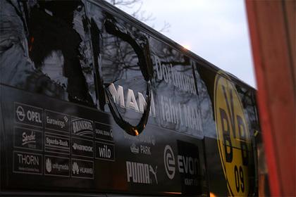В ФРГ задержали одного из двух подозреваемых в совершении взрывов в Дортмунде