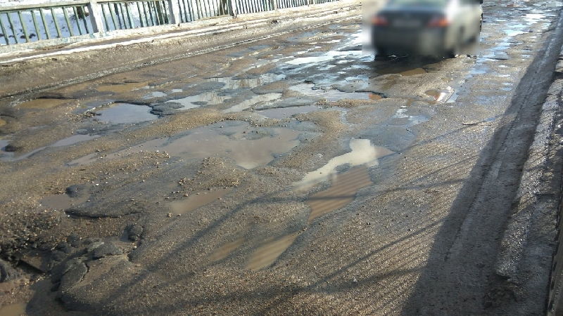 Власти Вязьмы пообещали активистам ОНФ отремонтировать дороги